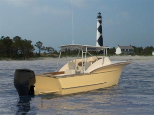 "26 Offshore Express ""Cape Lookout"""