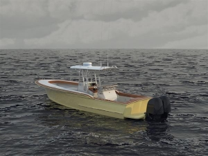 27 Offshore Center Console 'Dorado'