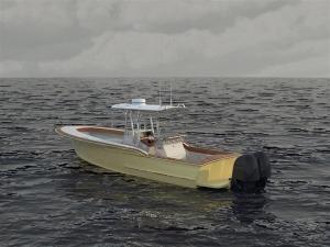 27 Offshore Center Console 'Dorado'