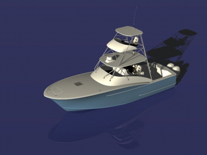 "35' Offshore Express ""Hunter"""